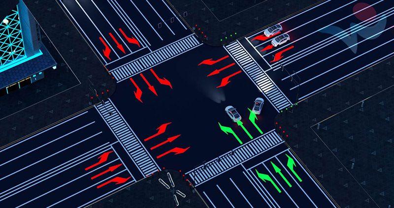 红绿灯,只能红绿灯,网红红绿灯