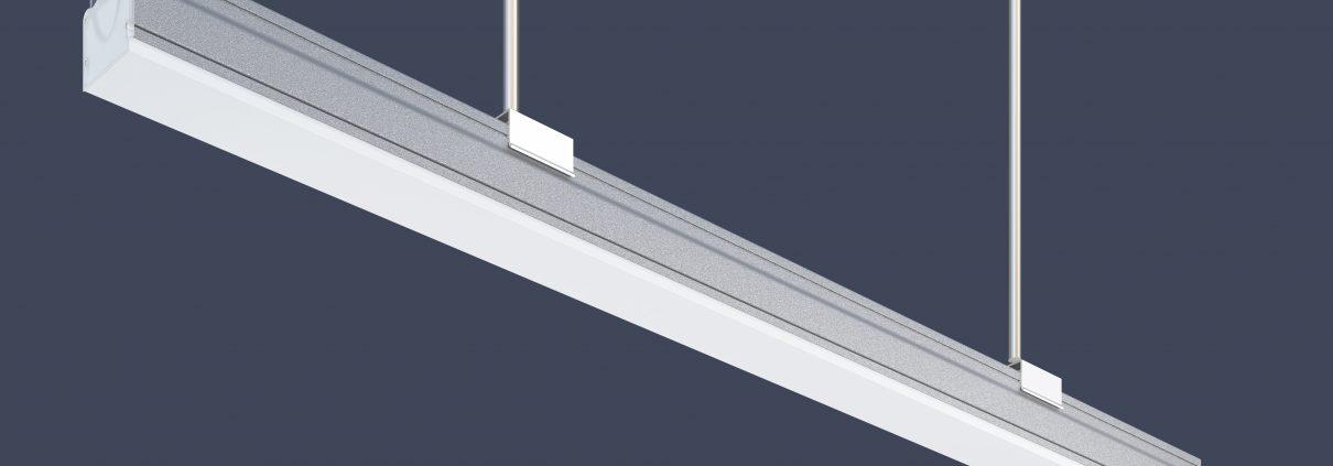 吊线灯具,LED灯具,LED吊线灯,室内照明线条灯