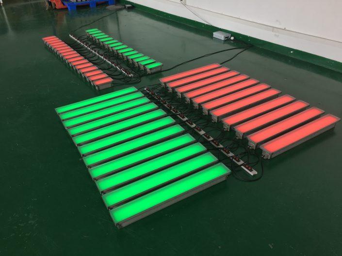 地砖灯,斑马线红绿灯,