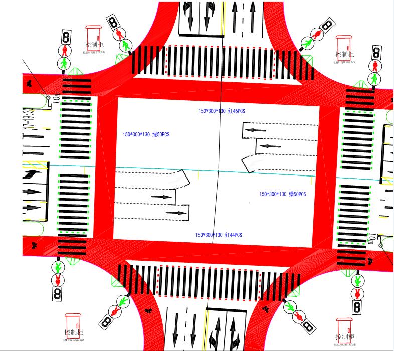 红绿灯系统,红绿灯灯具